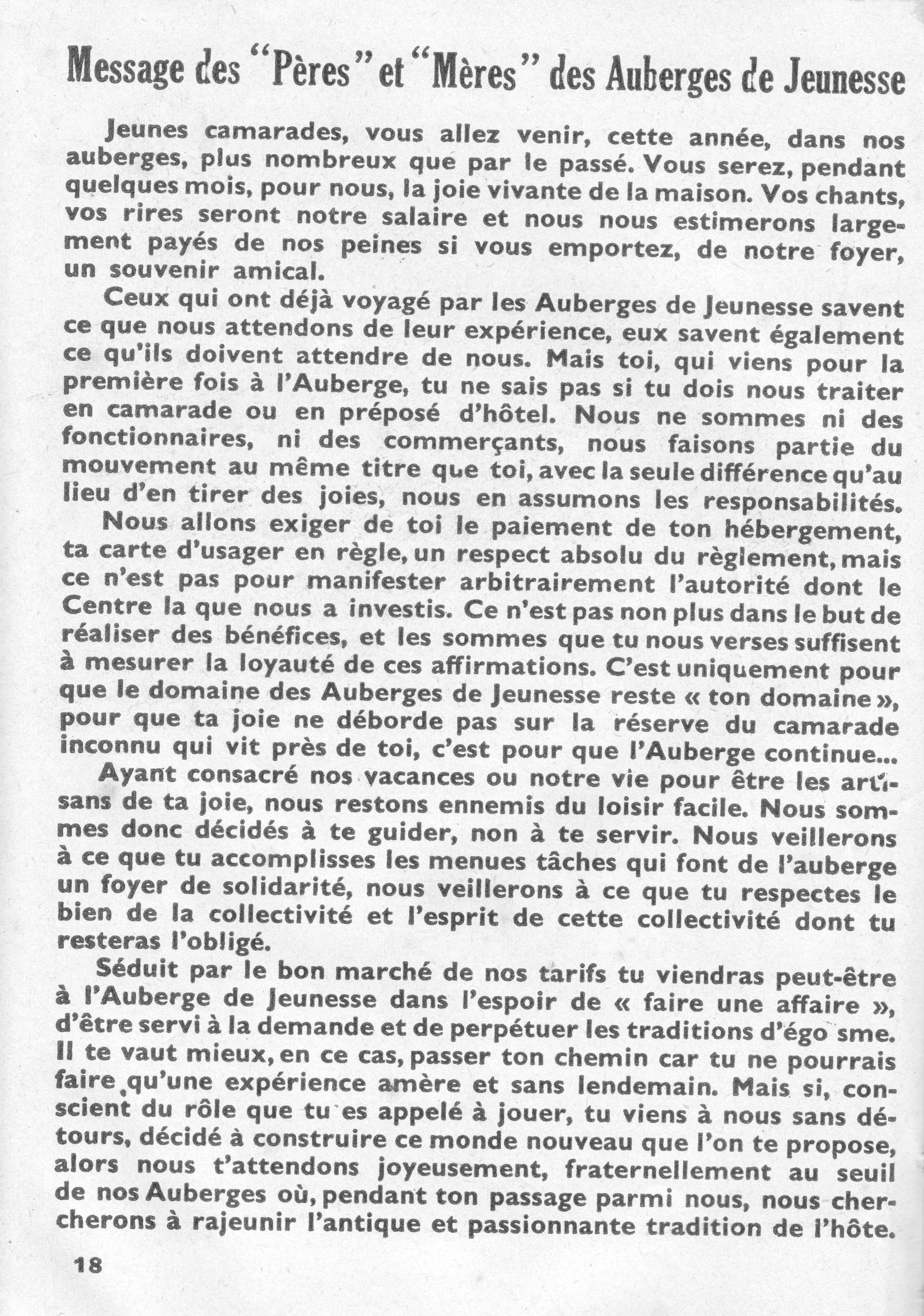 1937 (Guide des auberges de jeunesse) - 3