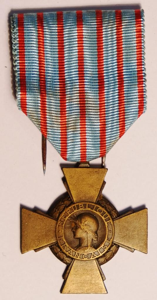 Croix du combattant - 1