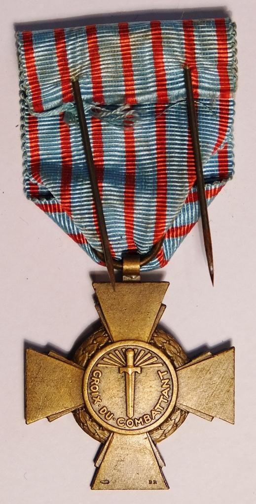 Croix du combattant - 2