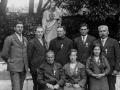 1933-env. (Lourdes) - 1